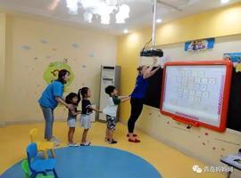 纯外教英语环境带孩子做游戏