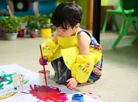 树华新校区-小绘画家创意绘画免费体验