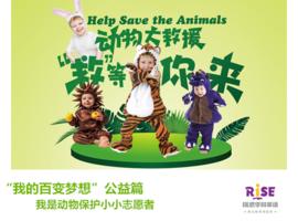 动物保护小小志愿者-第两站火热来袭~
