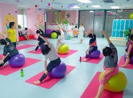 开心妈咪分娩讲座+瑜伽体验+身体评估