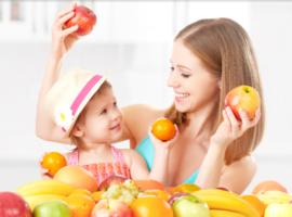 宝宝生病不用药💊巧用食物来防治