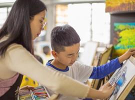学画画:美育让孩子的世界更色彩斑斓