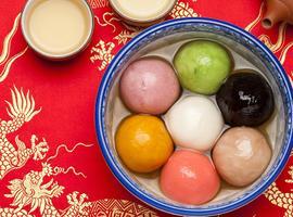 元宵节DIY——汤圆甜,人团圆